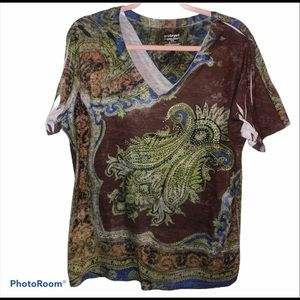 Lane Bryant Shirt Size 14/16